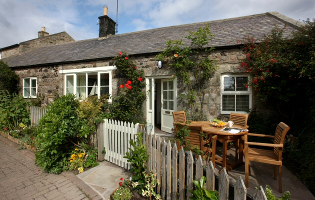 Pepperclose Cottage, Bamburgh, Northumberland