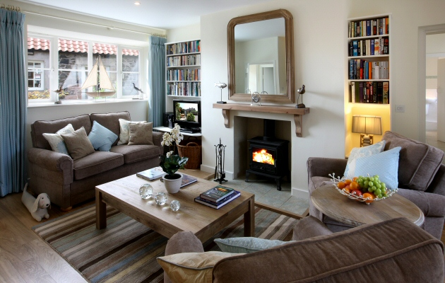 Pepperclose Cottage Lounge, Bamburgh, Northumberland